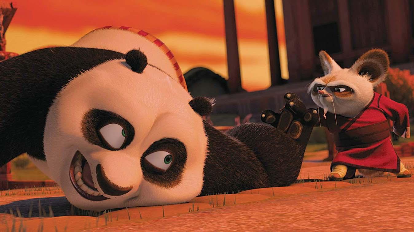 Kung Fu Panda - Plugged In
