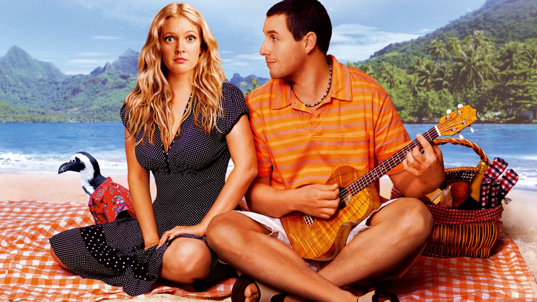 50 First Dates - Plugged In