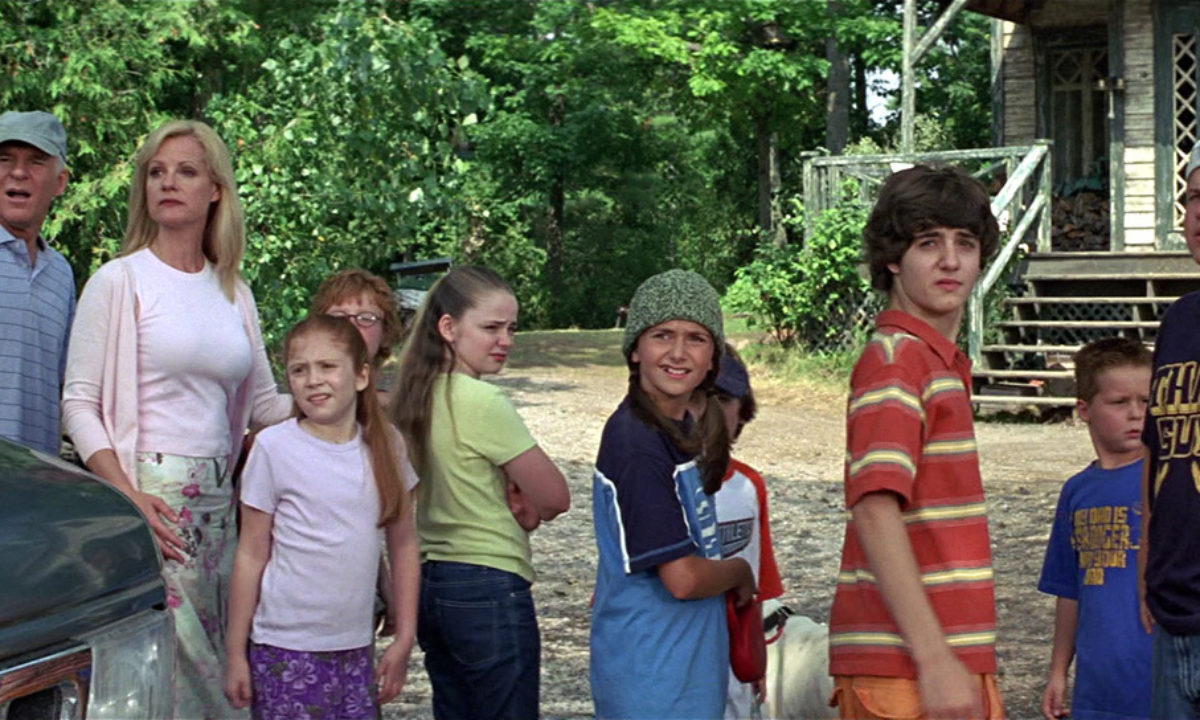 Cheaper by the Dozen 2 - Plugged In