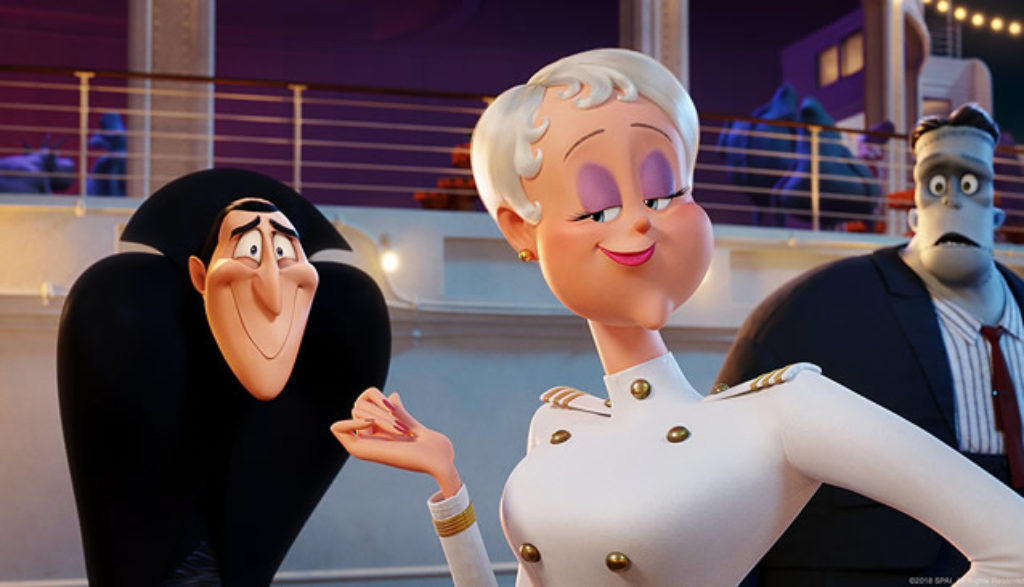 Hotel Transylvania 3 Summer Vacation Plugged In