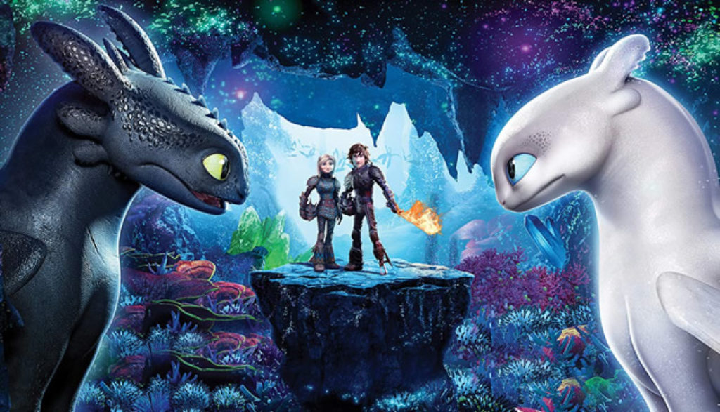 How To Train Your Dragon The Hidden World Plugged In
