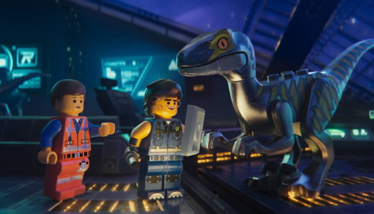 The Lego Movie 2 The Second Part Plugged In