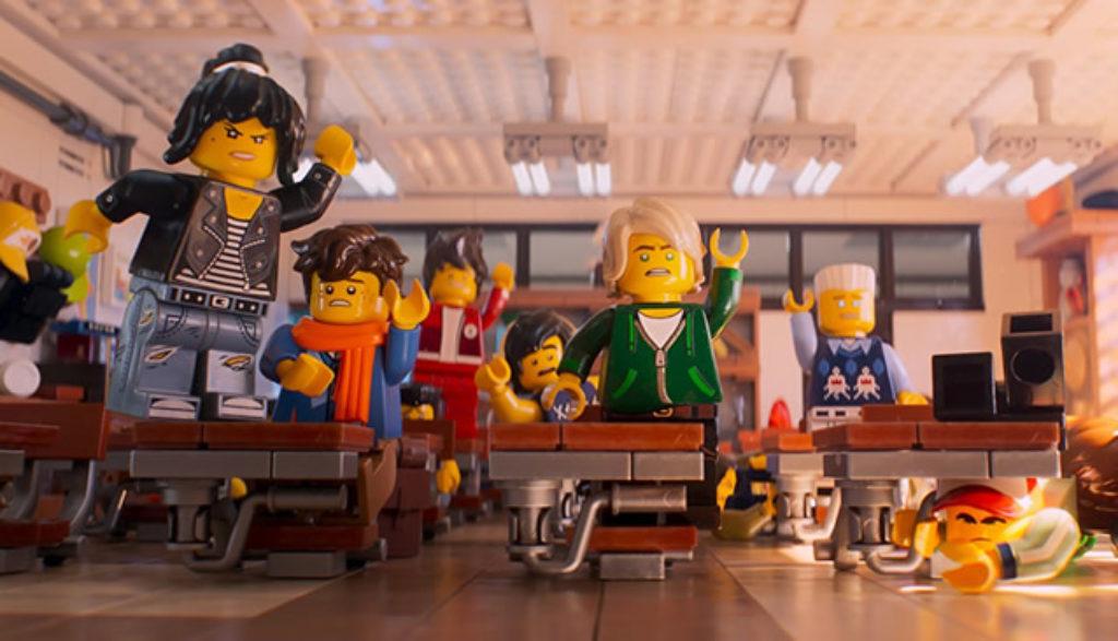 The Lego Ninjago Movie Plugged In