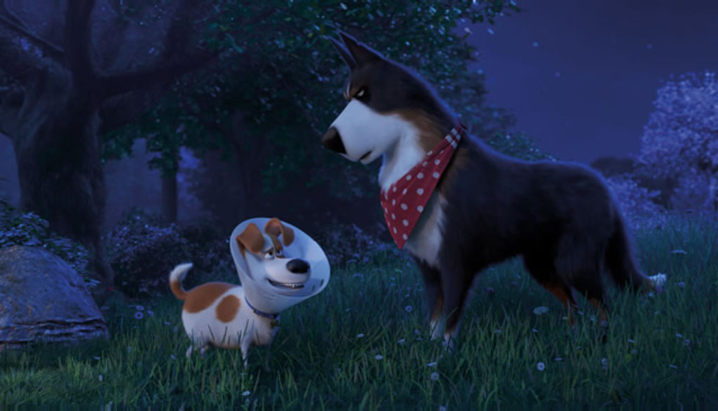 The Secret Life Of Pets 2 Plugged In