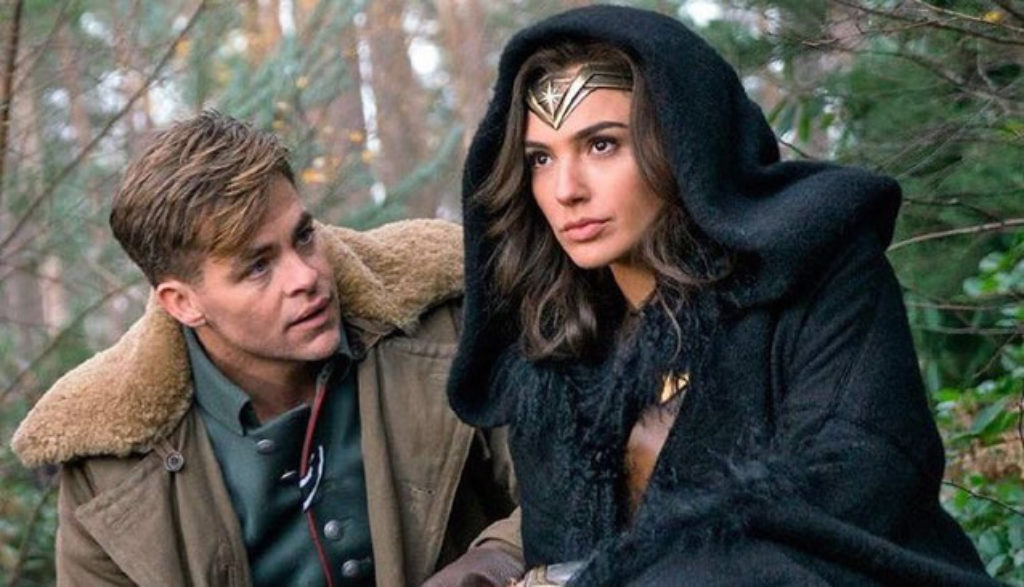 Wonder Woman Plugged In
