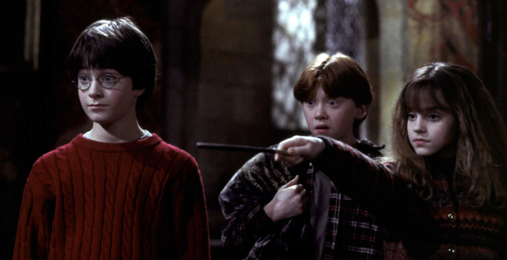 Harry Potter And The Sorcerer S Stone Plugged In