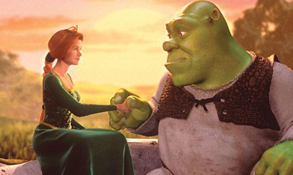 Shrek Plugged In