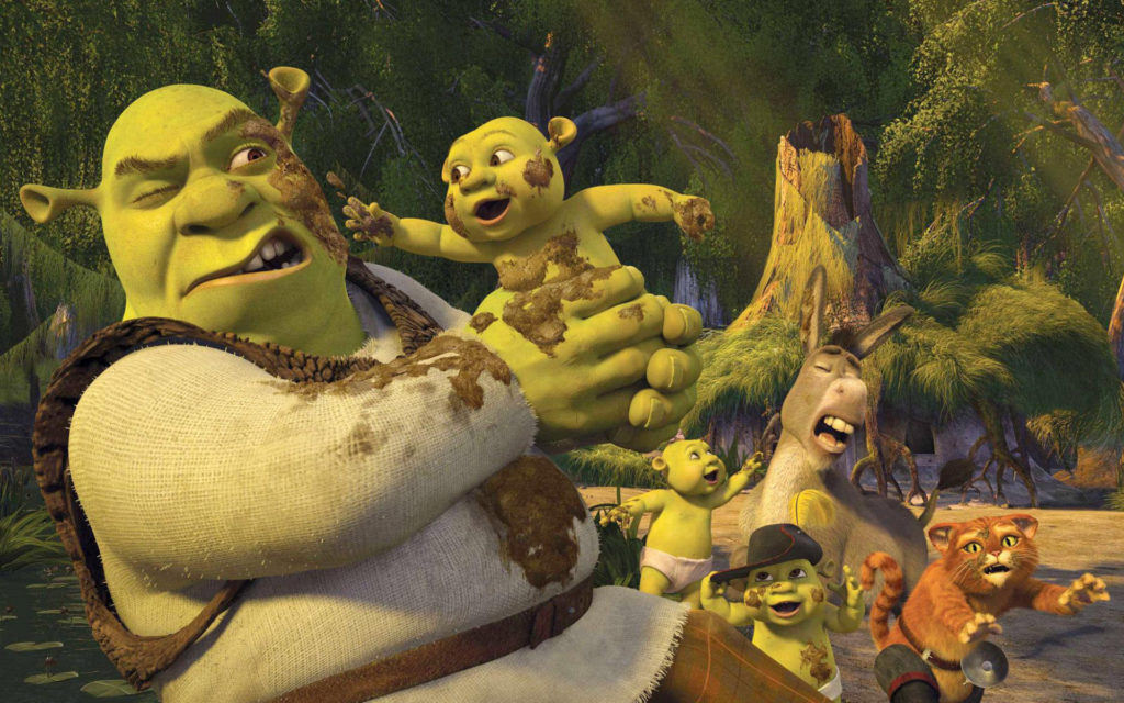 Shrek The Third Plugged In