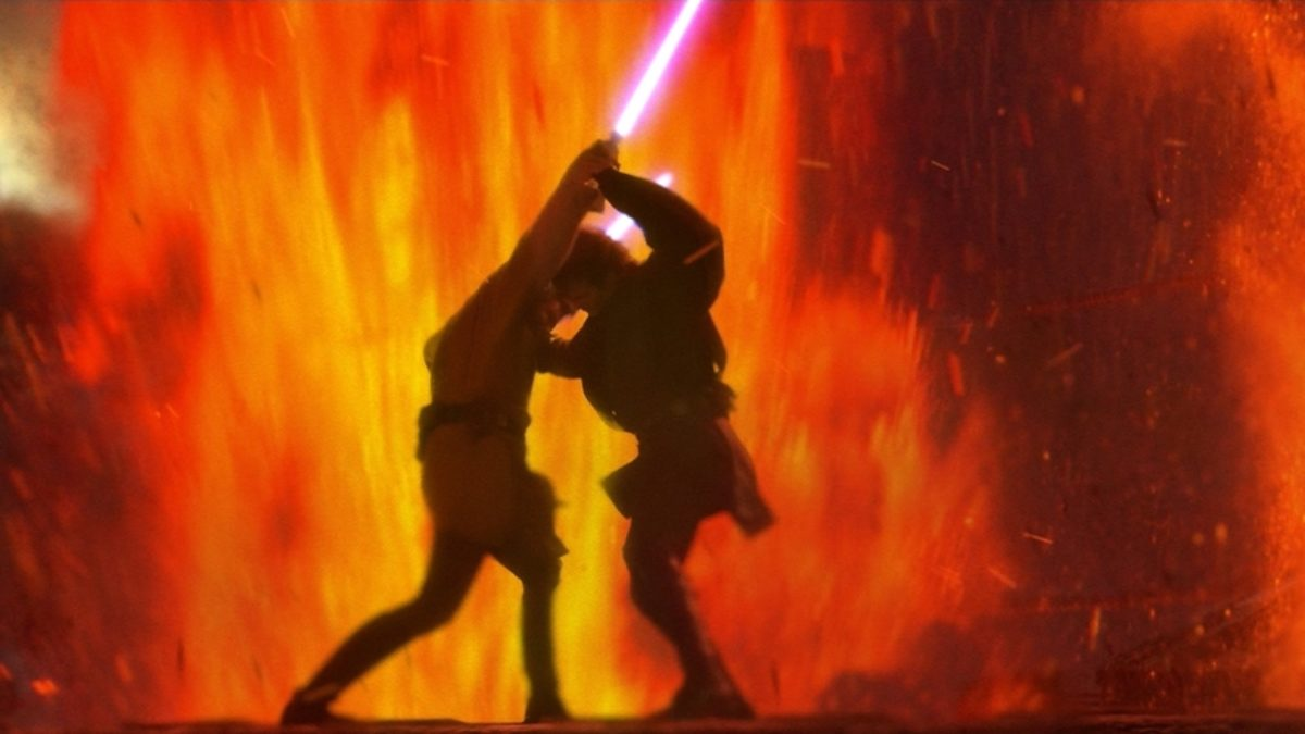 Star Wars Episode Iii Revenge Of The Sith Plugged In