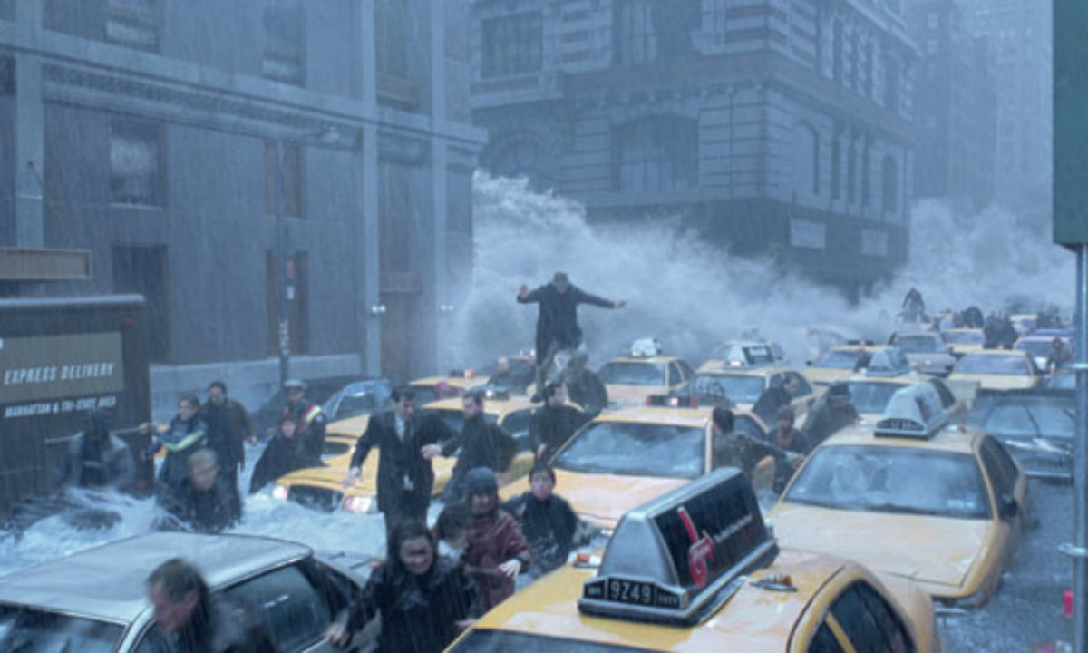The Day After Tomorrow disappointing movies