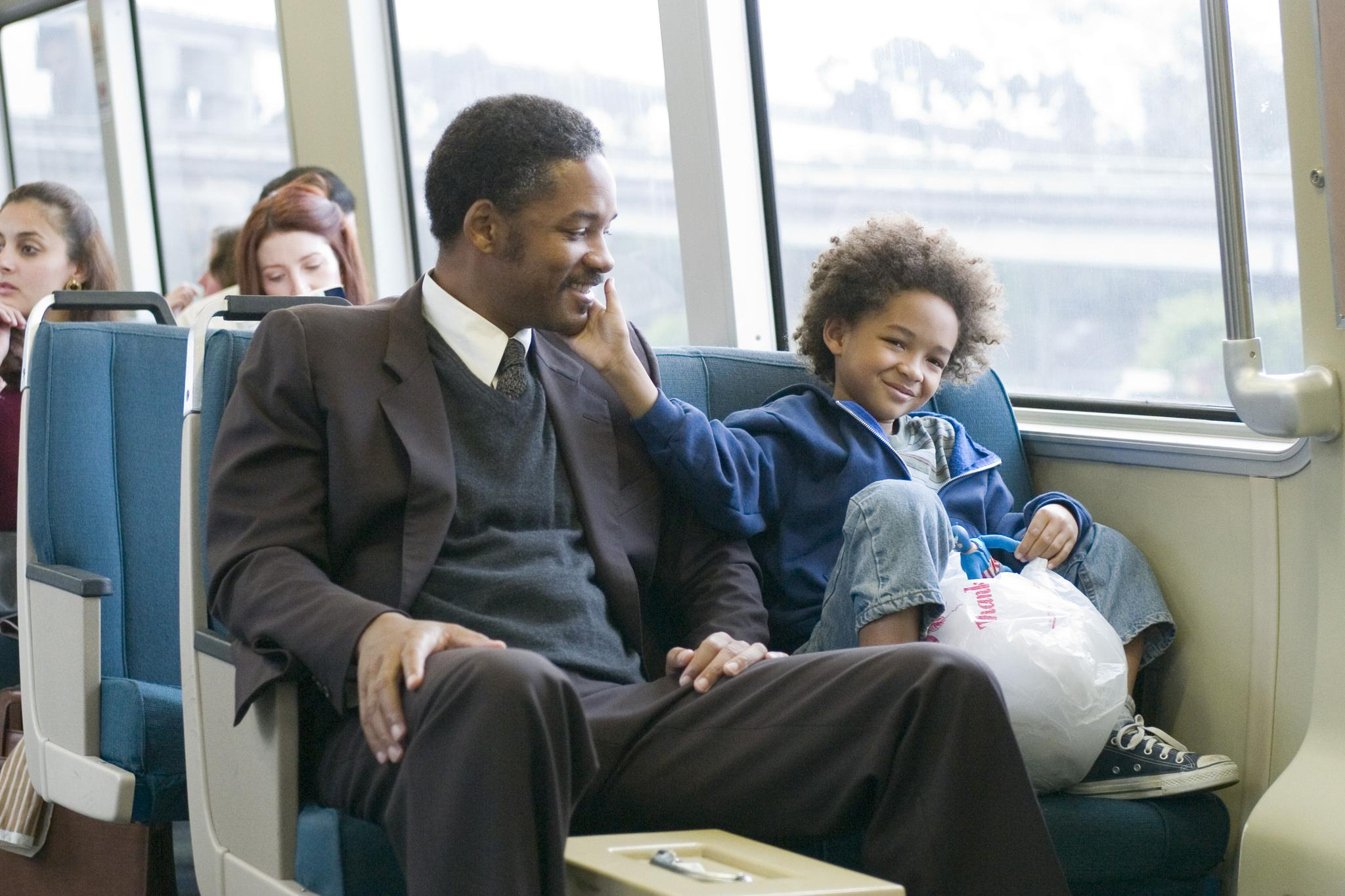 The Pursuit of Happyness - Plugged In