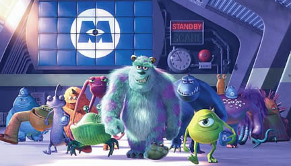 Monsters, Inc. - Plugged In
