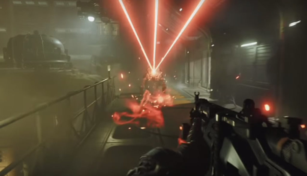 Wolfenstein Ii The New Colossus Plugged In