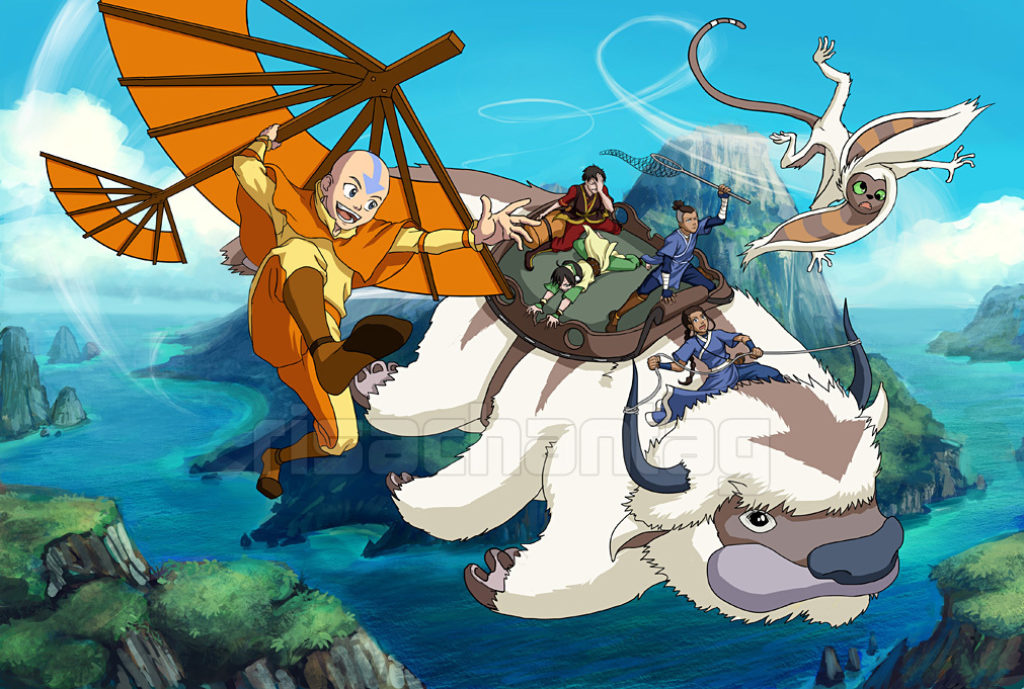 Avatar: The Last Airbender - Plugged In