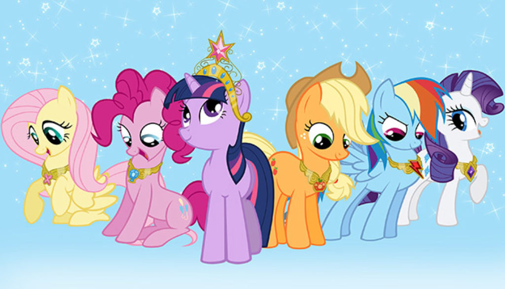 My Little Pony: Friendship Is Magic - Plugged In