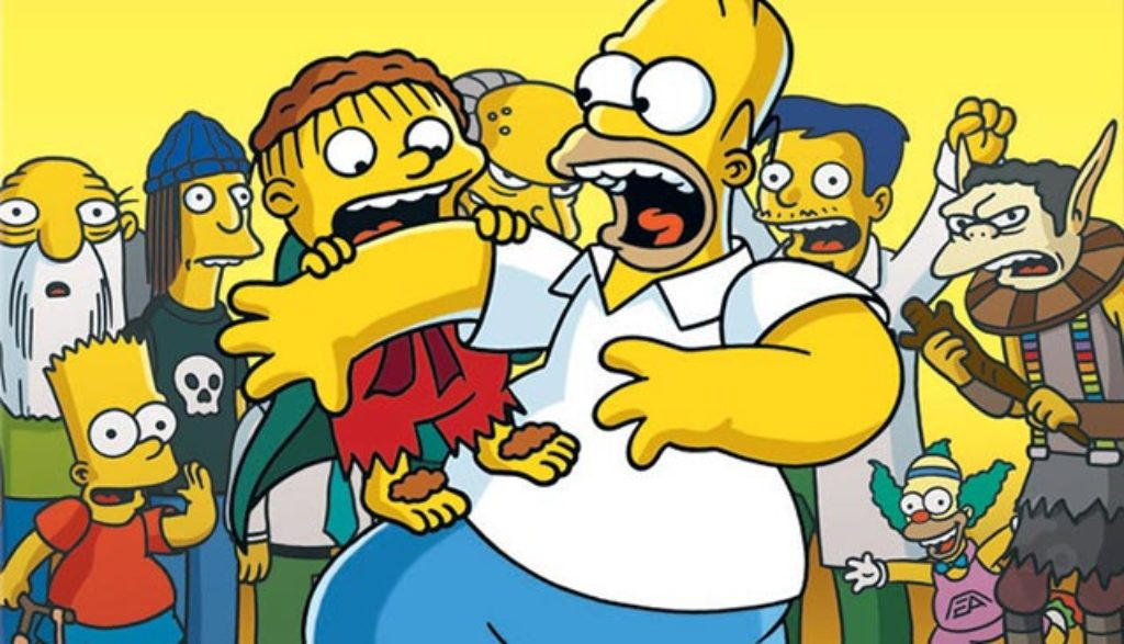The Simpsons Game Plugged In