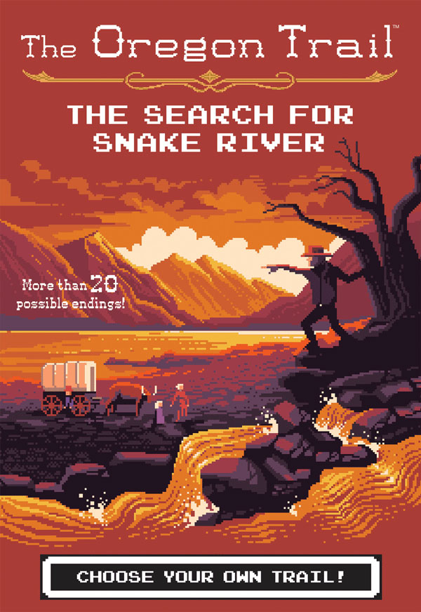 The Search for Snake River cover