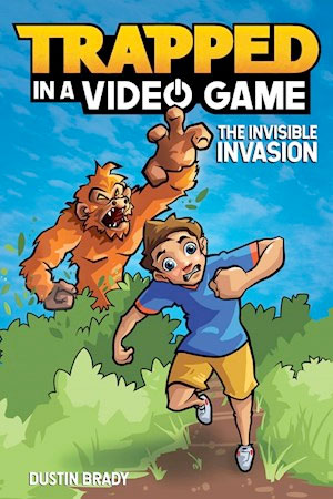 The Invisible Invasion cover