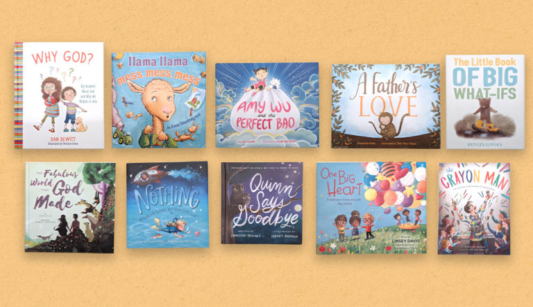 10 picture books published in 2019