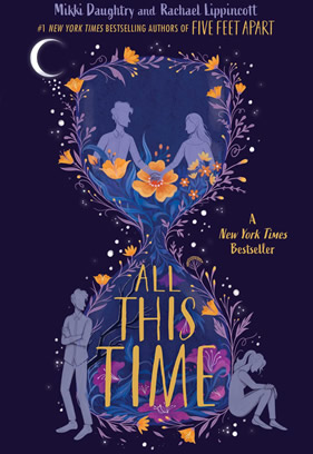 "Cover of the book ""All This Time"""