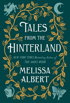 "Cover image of the book ""Tales from the Hinterland"""