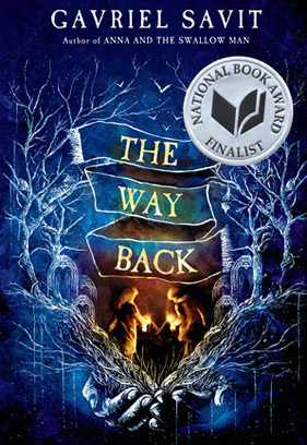 Picture of the book cover for 'The Way Back'