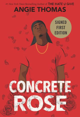 Picture of the book cover of Concrete Rose.