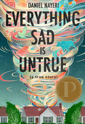 """Image of the cover of the book """"Everything Sad Is Untrue: (a true story)."""""""