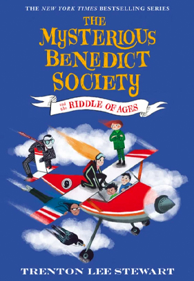 Mysterious Benedict Society book cover