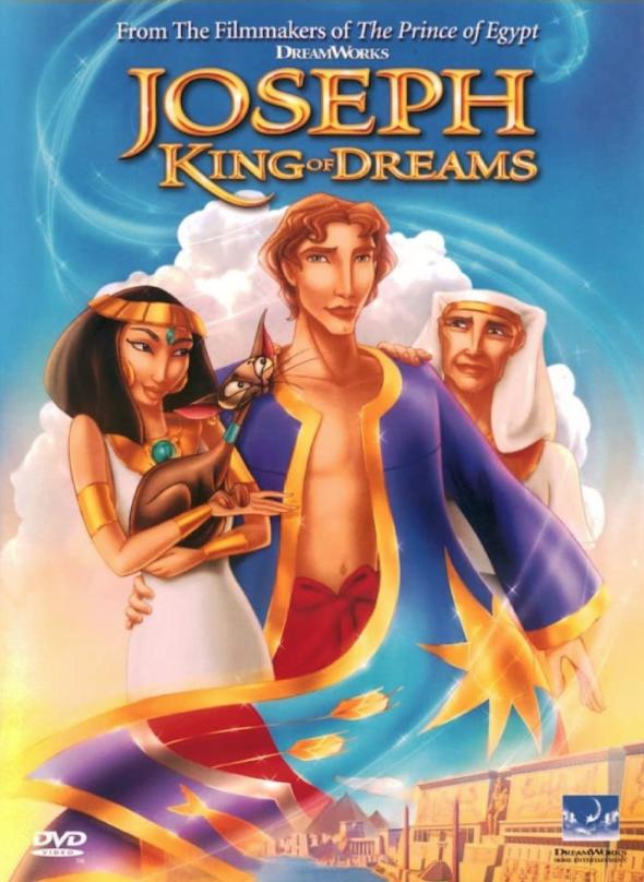 Joseph King of Dreams movie poster