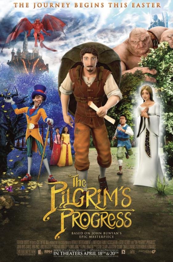 Pilgrim's Progress movie poster