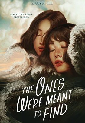 """Picture of the book cover for """"The Ones We're Meant to Find."""""""