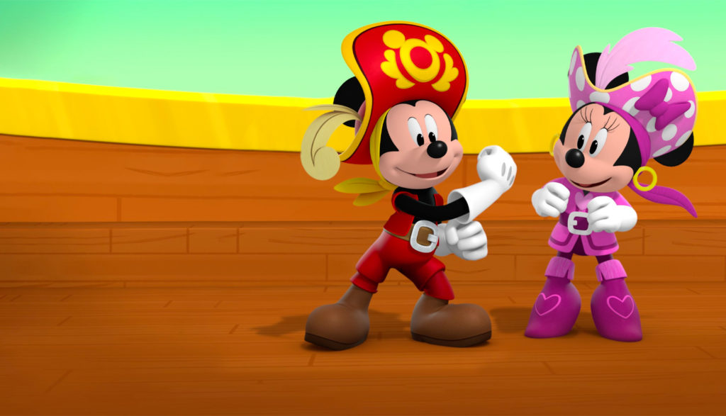 mickey mouse funhouse tv show