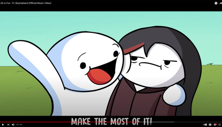 theodd1sout youtube